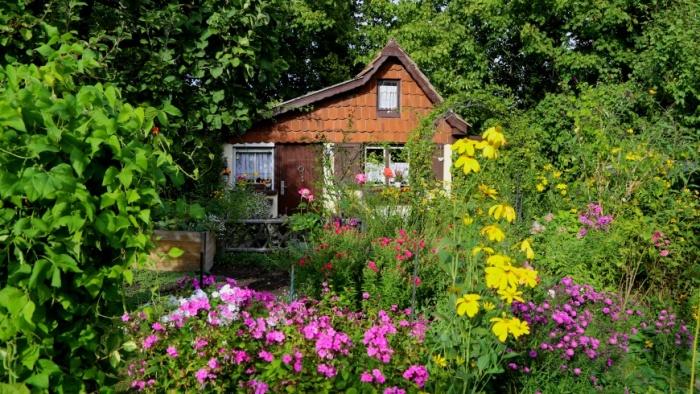 Домики на участках для жизни не предназначены. |Фото: steglitz-zehlendorf-zeitung.de.