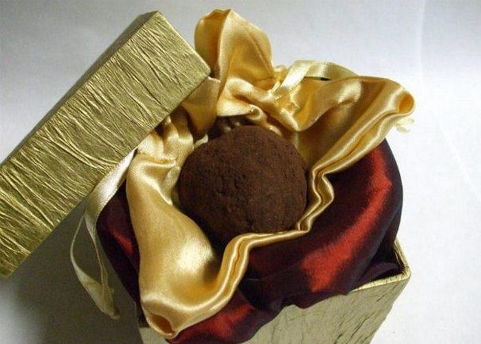 Шоколадные конфеты «La Madeline au Truffe».