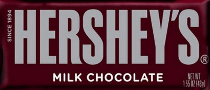 Шоколадные конфеты «Hershey`s».