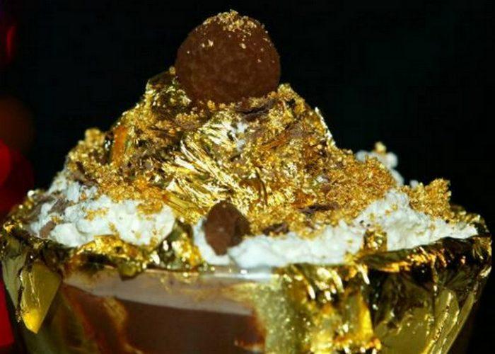 Шоколадные конфеты «Frrrozen Haute Chocolate от Serendipity 3».