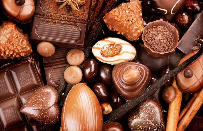 Шоколадные конфеты «Petit Richart».