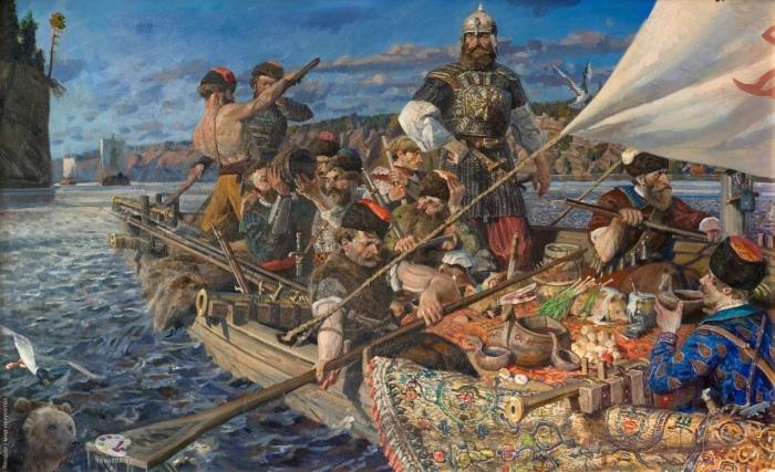 Первыми до островов добрались казаки. |Фото: nashural.ru.