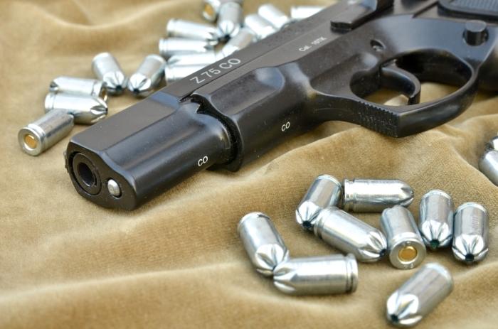 Может вести имитационную стрельбу.  Фото: riogun.ru.