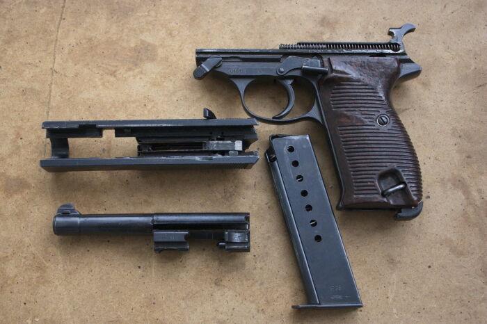 Испорченное оружие с ограниченным функционалом.  Фото: popgun.ru.
