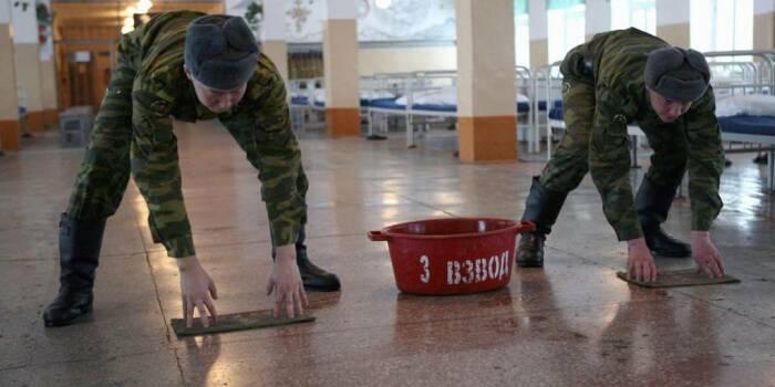 Порядок не любит никто. |Фото: voennoedelo.com.