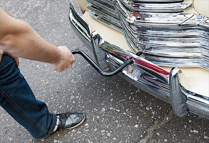 А раньше было нужно. |Фото: drive2.com.