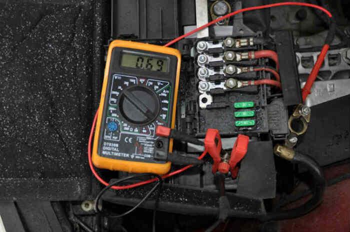 Проверяем всю электрику. ¦Фото: chip-penza.ru.
