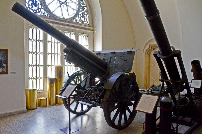Пороховая артиллерия стала лучше. ¦Фото: reibert.info.