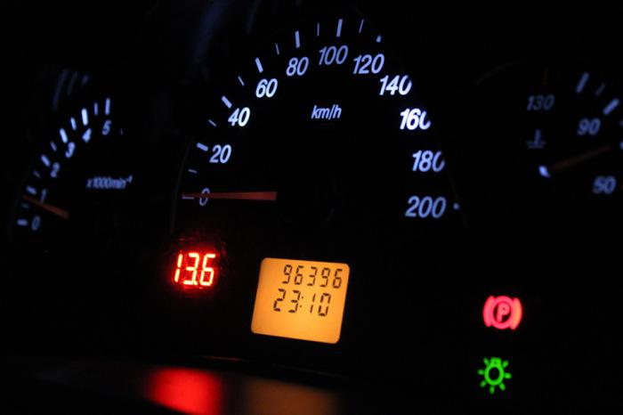 Датчики очень полезны.  Фото: drive2.com.