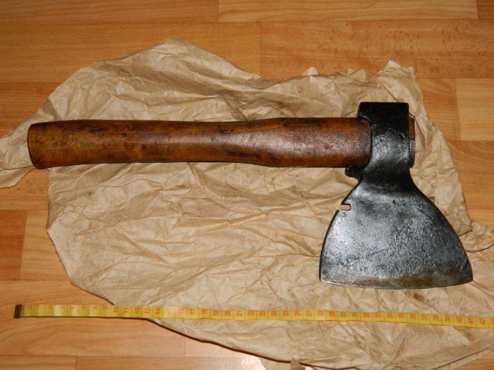 Саперный топор. |Фото: rusknife.com.
