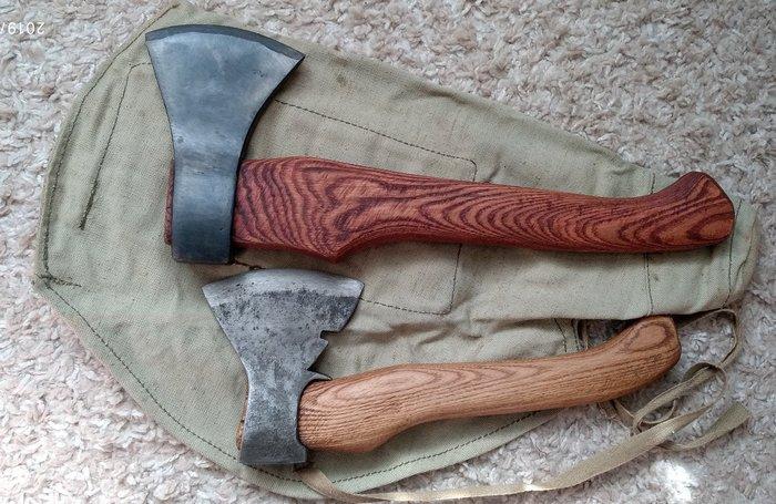 Делают такие топоры все реже. ¦Фото: rusknife.com.
