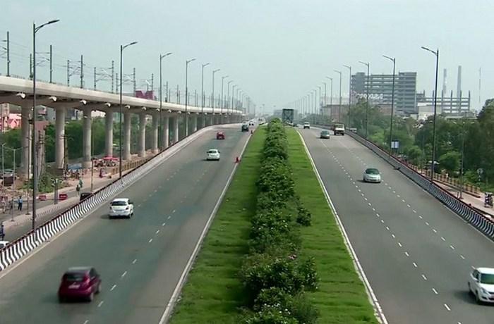 Город Дели.