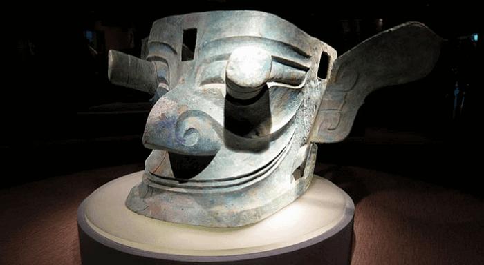 Саньсиндуй - древняя китайская цивилизация.