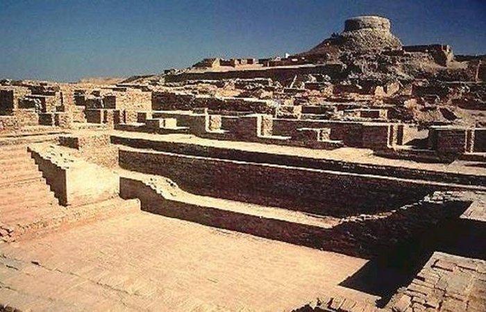 Артефакты хараппской цивилизации.