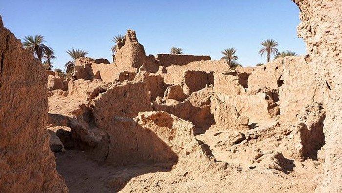 Гараманты - одна из развитых цивилизаций древности.