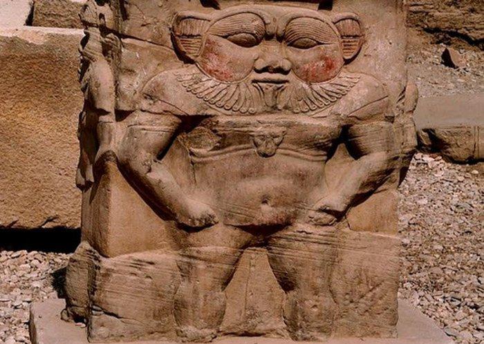 Карлики в Древнем Египте.