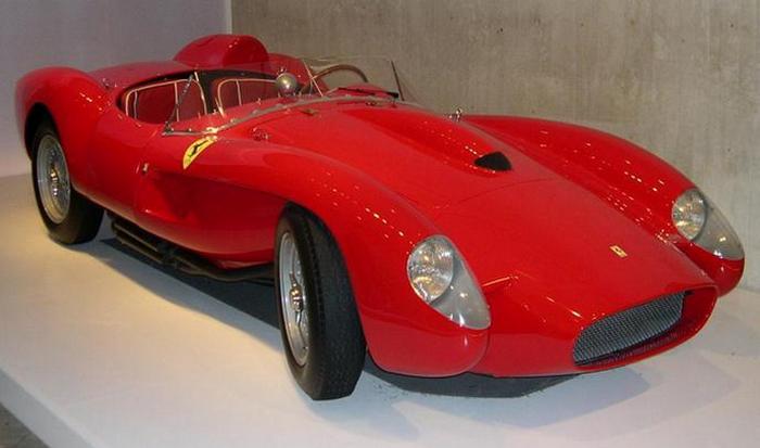 Годы выпуска: 1957-1958.