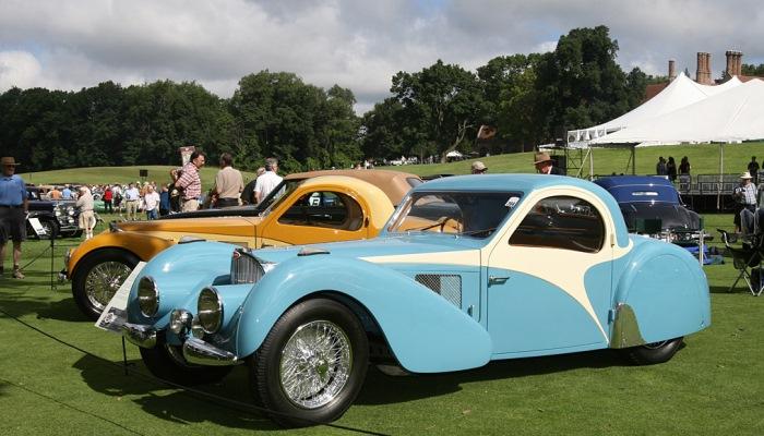 Лучшие классические авто.
