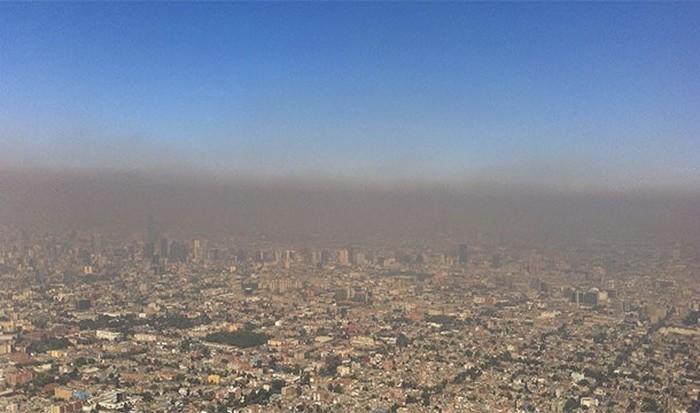 Изменения климата и приземный смог.