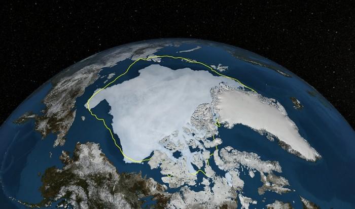 Изменения климата и Арктика.