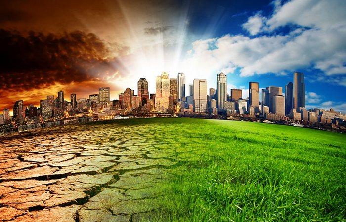 Изменения климата.
