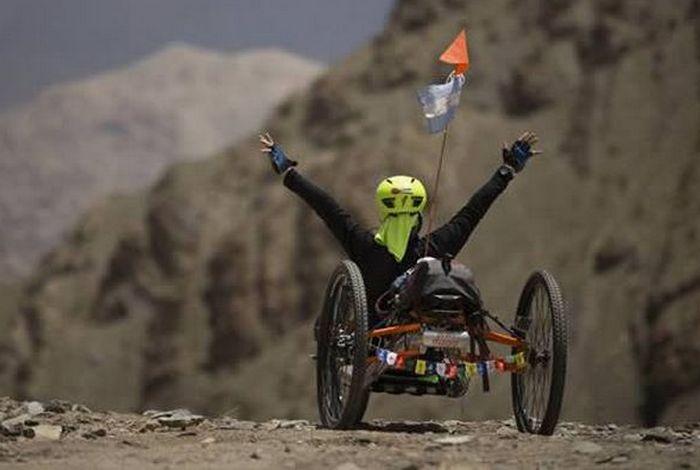 Самые невероятные истории альпинистов.