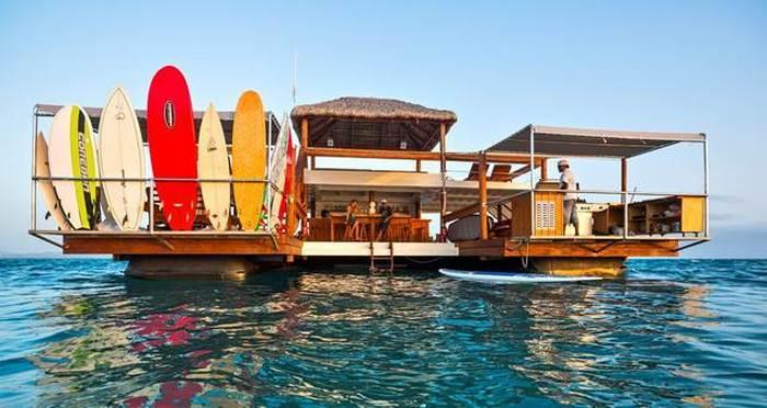 Идеальное место для любителей активного отдыха.