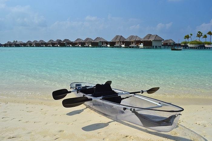 Лодка для увлекательных путешествий.