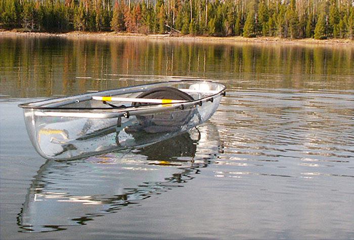 Transparent Canoe Kayak: всегда приятные путешествия.