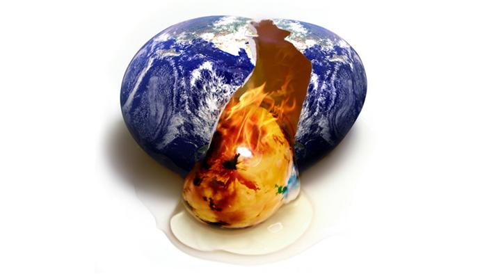 Уголь непосредственно связан с изменением климата.