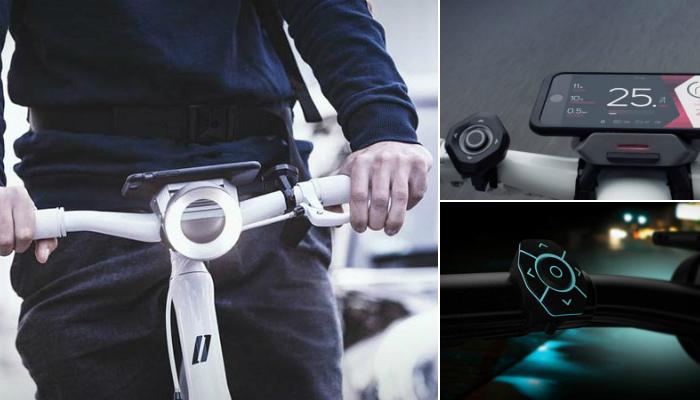 Смарт-система Cobi для продвинутых велосипедистов.