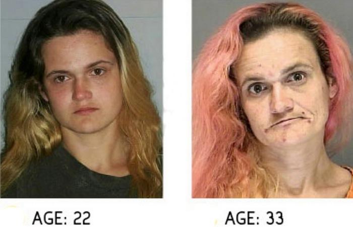 11 лет употребления кокаина. Факты на лице.