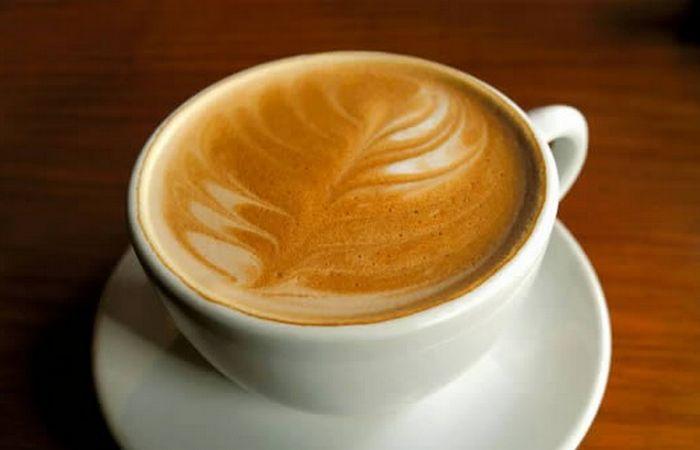 Кофе без кофеина.