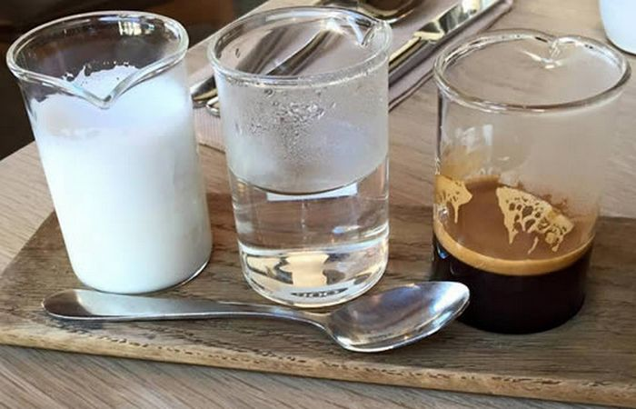 Кофе по частям.