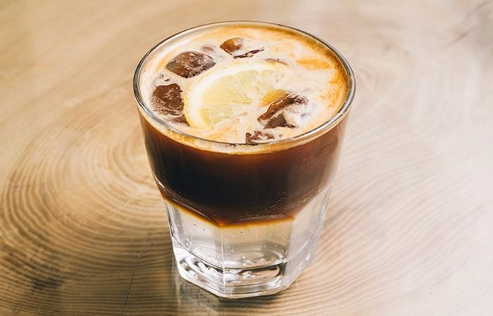 Кофе «Эспрессо-тоник».