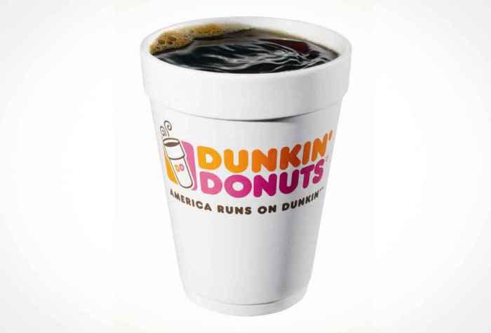 Dunkin' Brands.