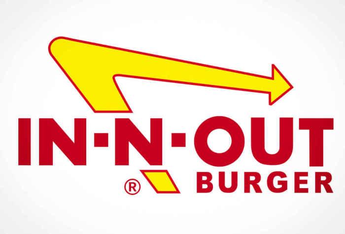 В-N-Out Burger.