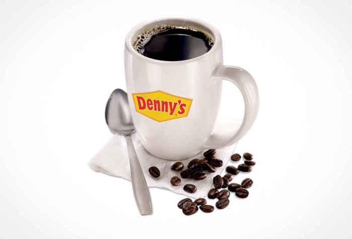 Denny's.