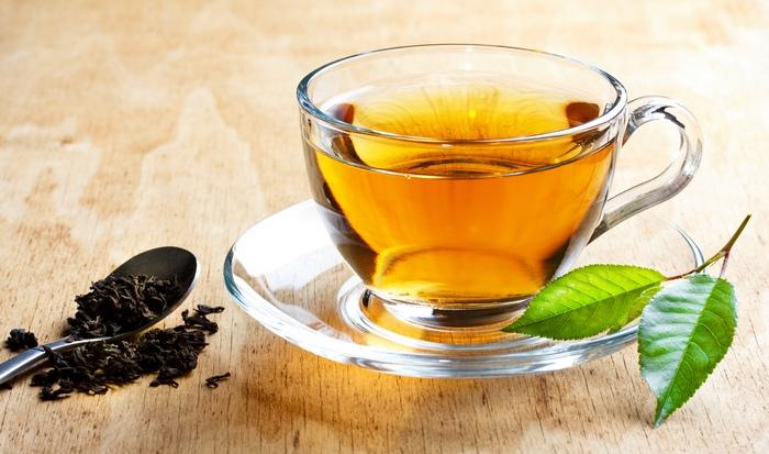 В кофеварке можно заварить чай.