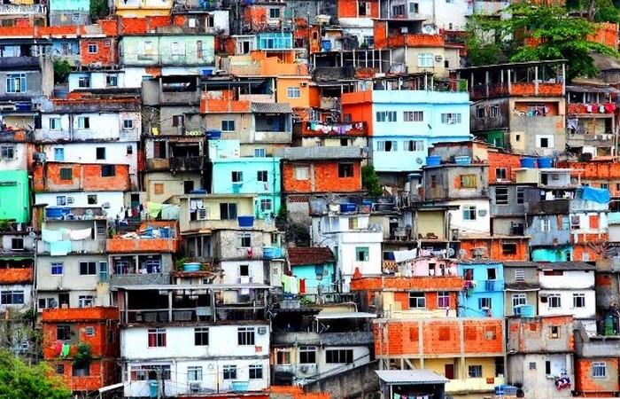 Рио-де-Жанейро - столица Олимпиады-2016.
