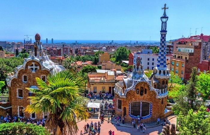 Барселона - гордая столица Каталонии.