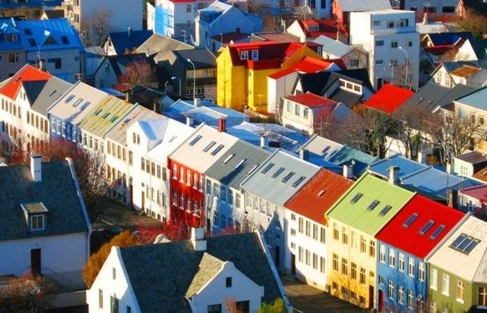 Рейкьявик - самая северная столица.