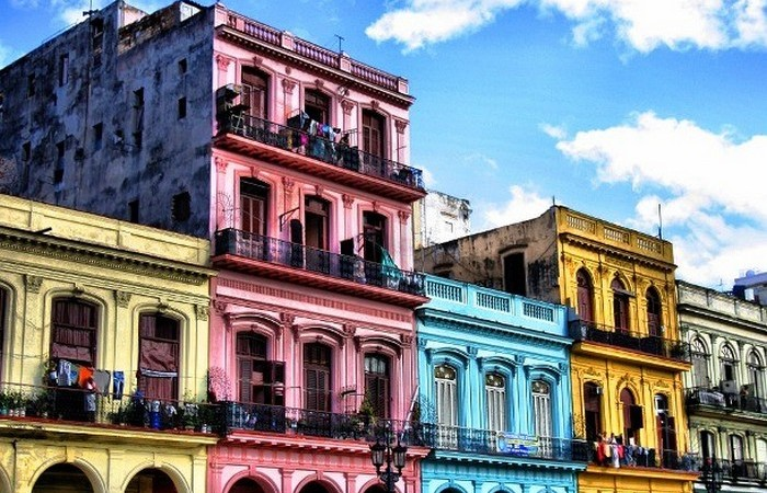 Гавана - самый большой город Карибского бассейна.