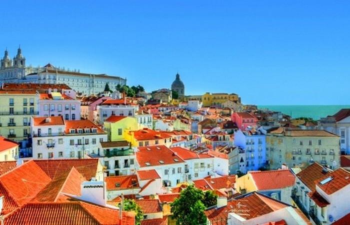 Лиссабон - один из старейших городов мира.