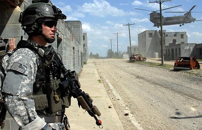 Дальтоники-наблюдатели армии США.