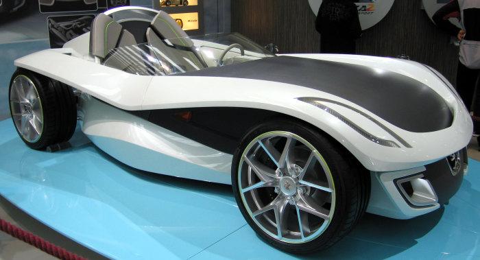 Peugeot Flux.