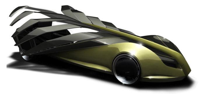 Jaguar Mark XXI.