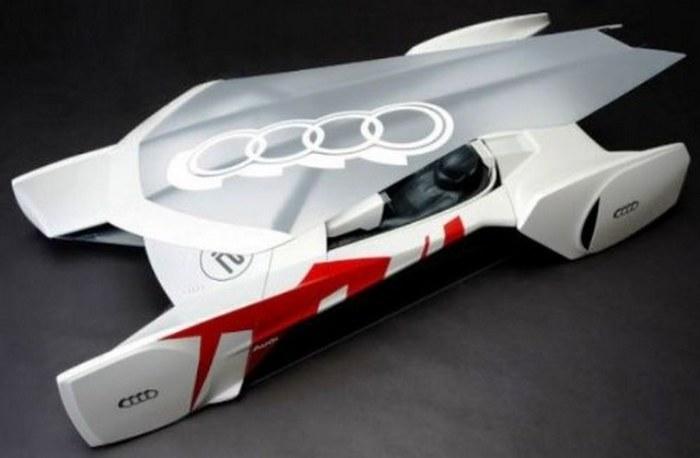 Audi Makaon Speed Sailor.