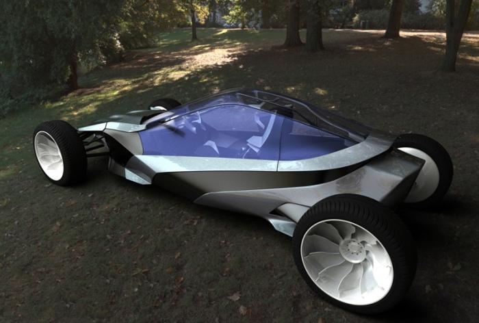 Gym Car.