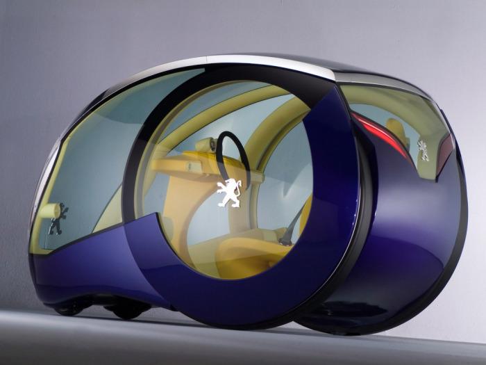 Peugeot Moovie.